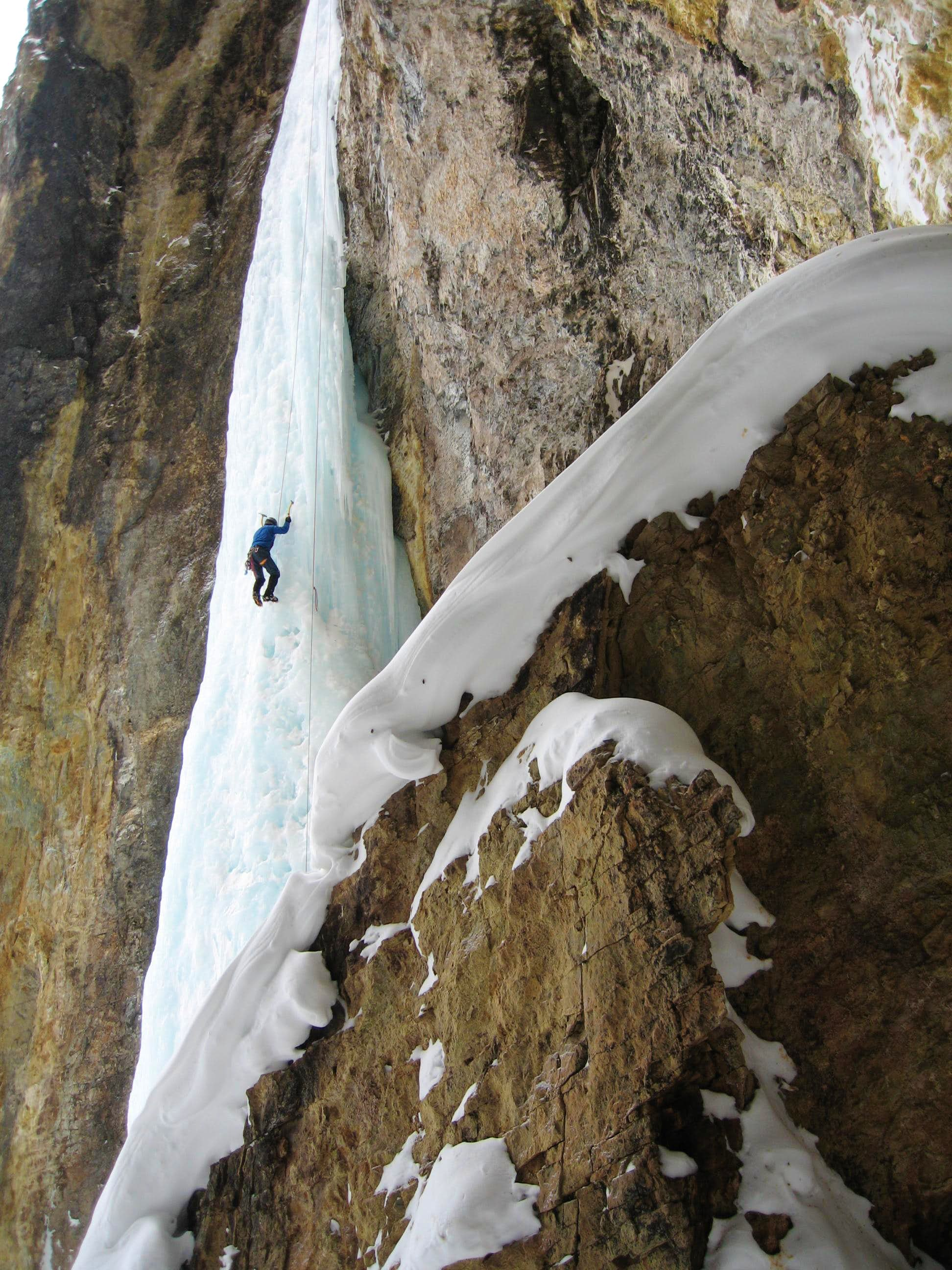 Southwest Colorado Ice Climbing