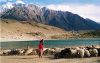 Boreth Lake Hunza