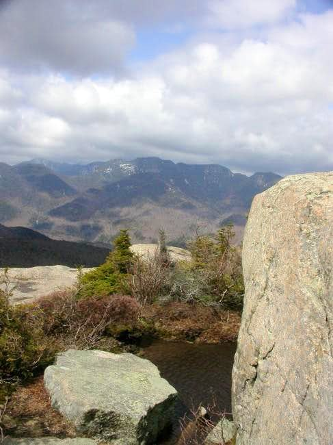 View of the Great Range from...