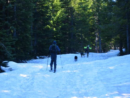 Swift Ski Trail