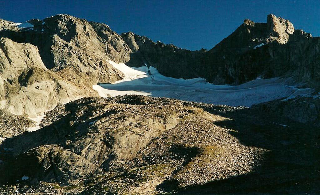 Camels Hump and Glacier
