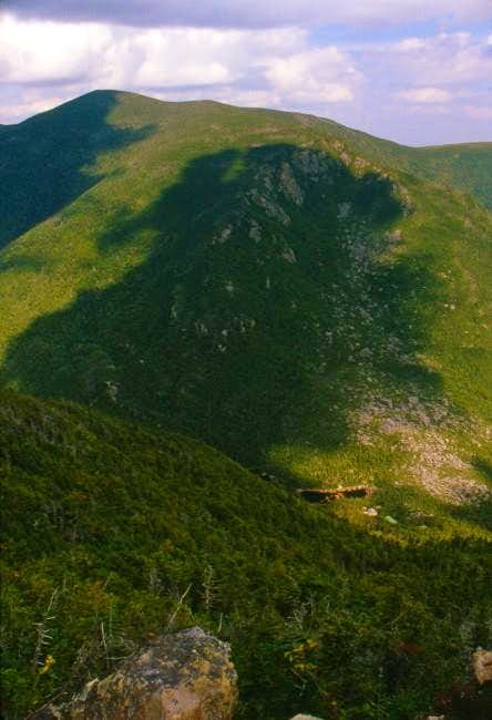 Carter Notch and Carter Dome...