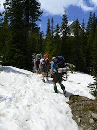Crazy Peak Approach