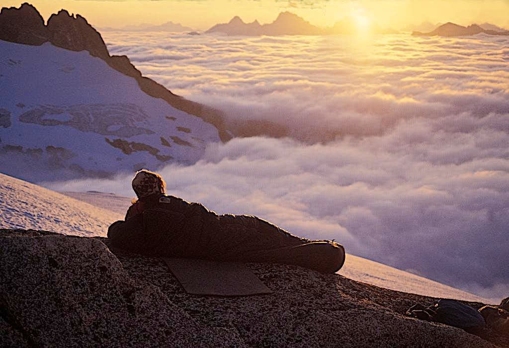 Sunrise, North Cascades