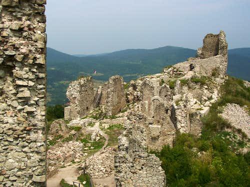 Castle Regéc