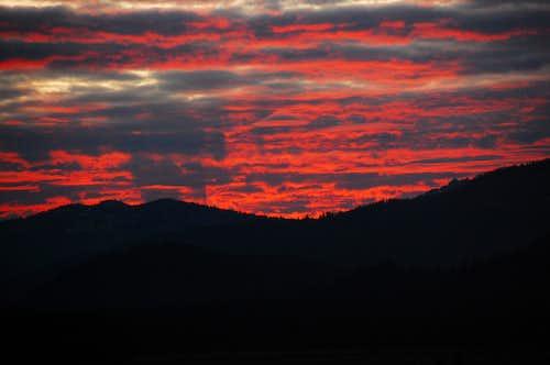 Valley Creek Sunrise