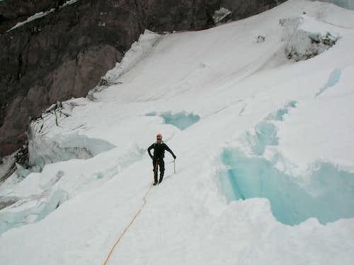 Rainier: Ingraham Glacier