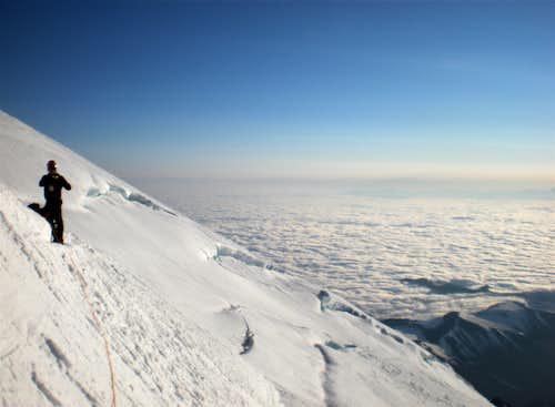 Rainier: Emmons Glacier