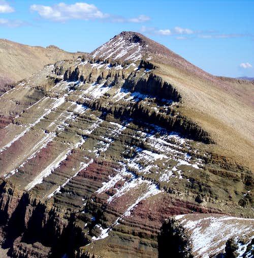 West Gunsight Peak