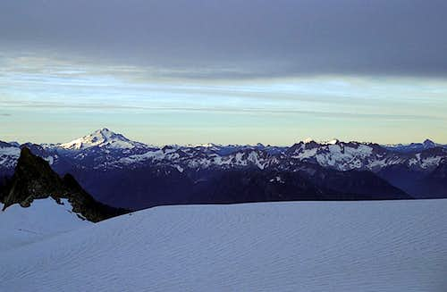 View of Glacier Peak