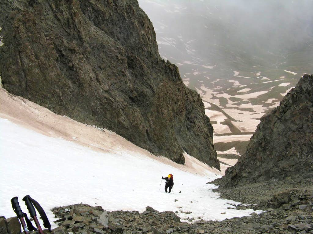 Victory Couloir