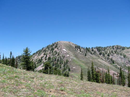James Peak (UT)