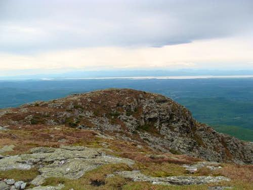 View from Mansfield Summit
