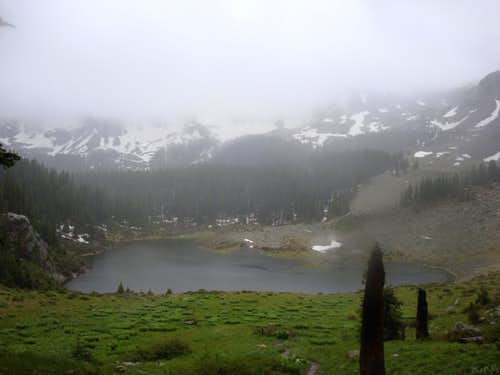 Williams Lake (Wheeler Peak)