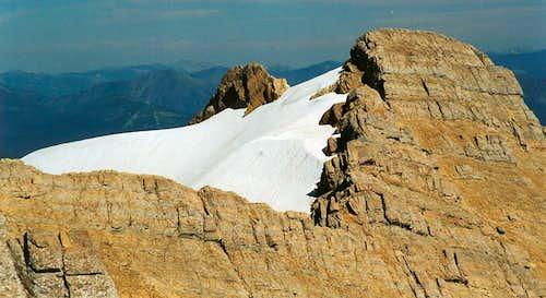 Great Northern Mountain-- Eastern Summit
