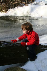 Playing by the Ice