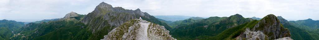 360° Summit Panorama