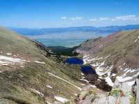 Upper & Lower Comanche Lakes