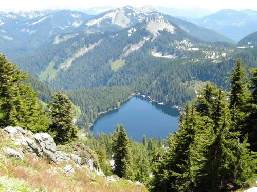 Pratt and Granite Mountains