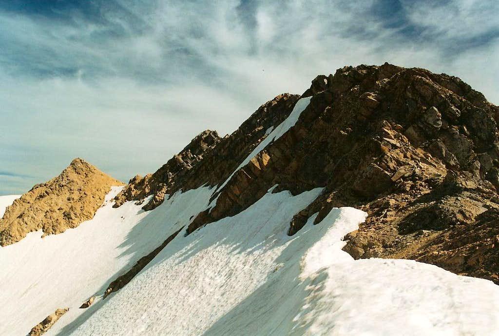 Great Northern Mountain-- Summit