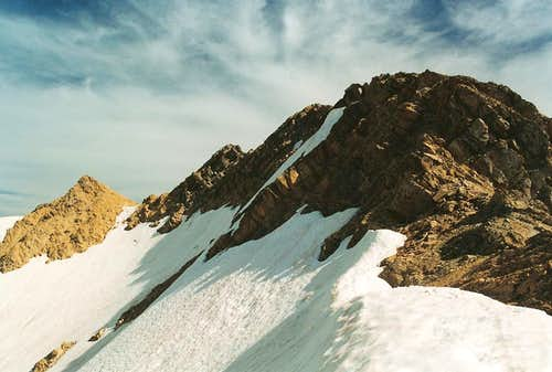 Great Northern Mountain-- Summit