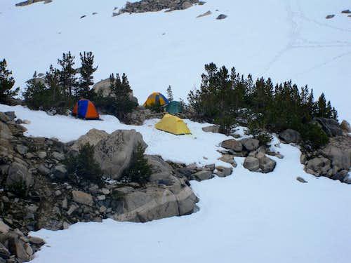 Camp at Treasure Lakes