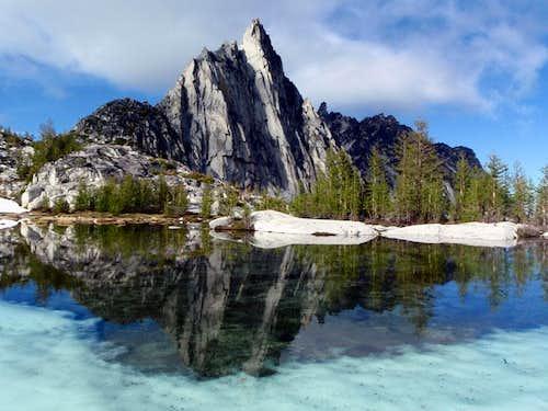 Prusik Peak Reflection