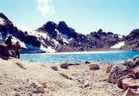 Sabalan peak