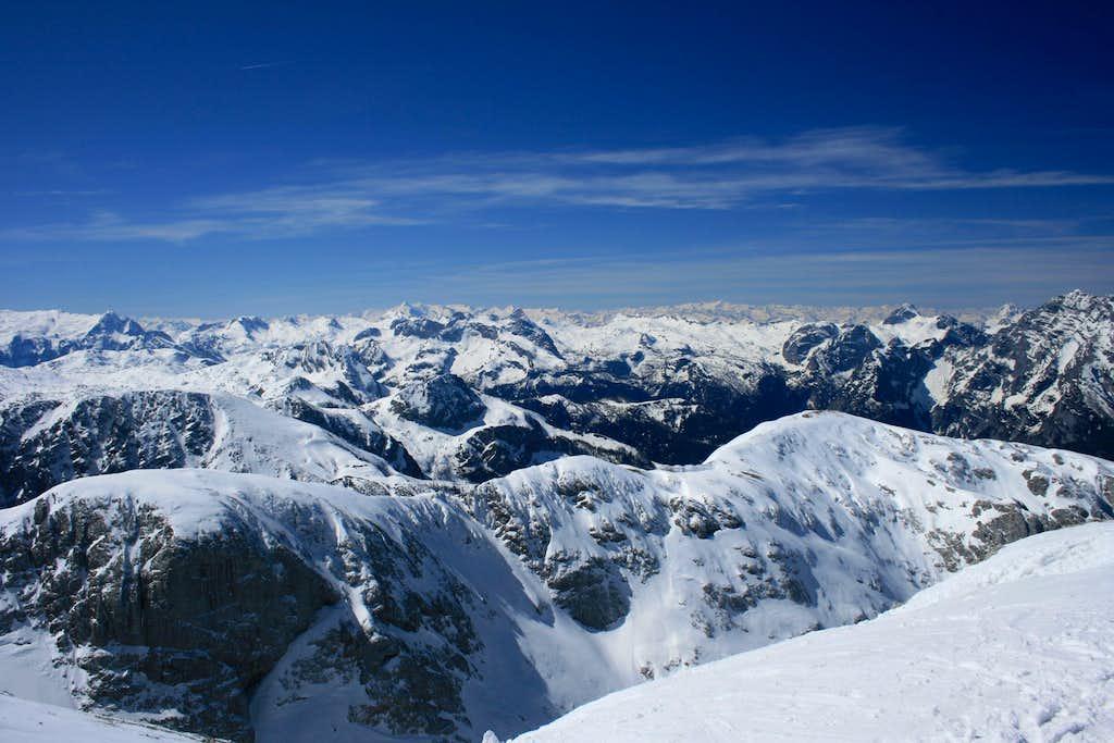 Hoher Göll, 2.522m