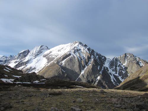 Kit Carson massif
