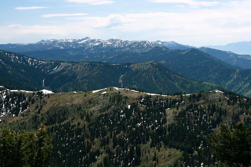 Naomi Peak Wilderness