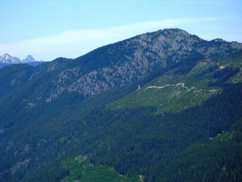Thorp Mountain From Amabilis