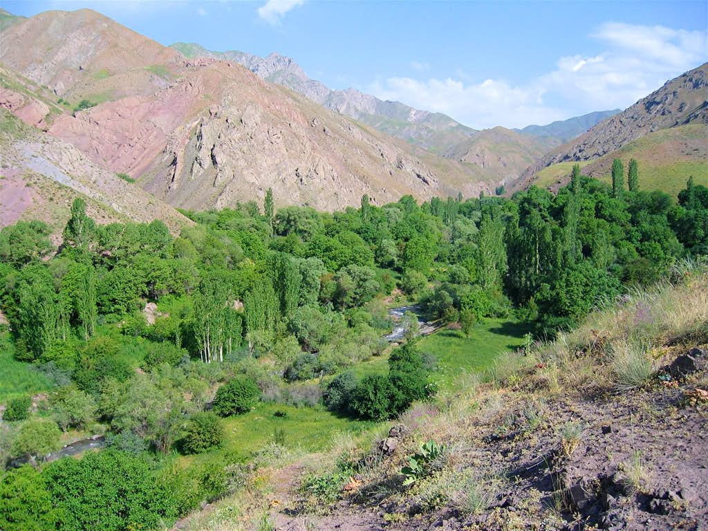 Hasan Joon River Valley