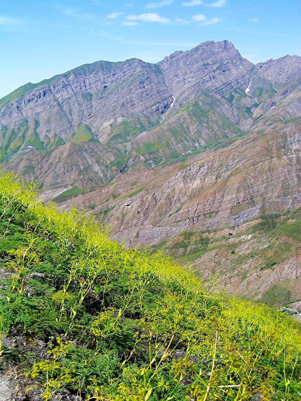 Kalleh Sang Peak