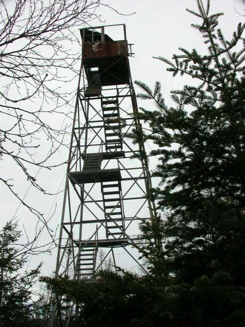 Fire Tower on Mount...
