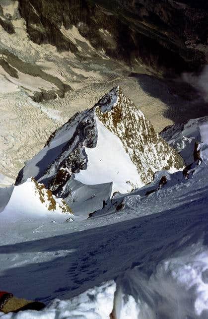 Mont Blanc - Peuterey (south)...