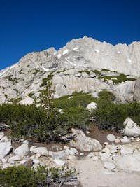 Ruby Peak - East Ridge Route