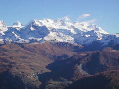 Monte Rosa Group: Polluce,...
