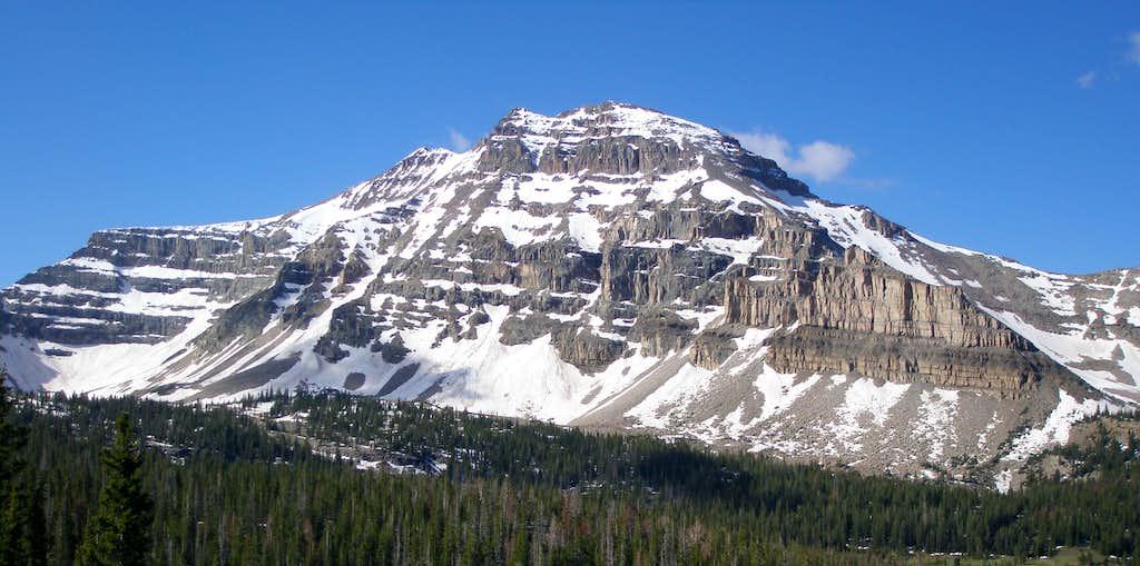 Ostler Peak