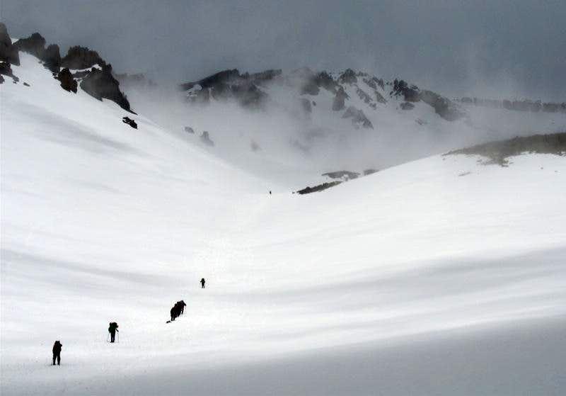Avalanche Gulch Parade