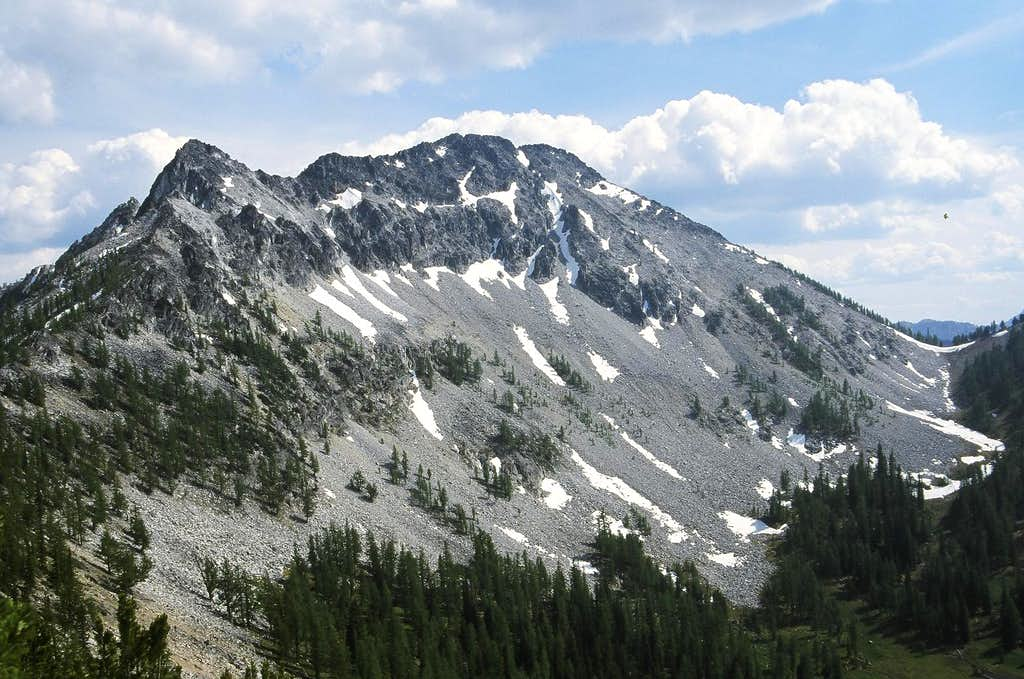 Cheops from Horsehead Pass
