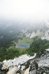 Boiling Lake from Cheops