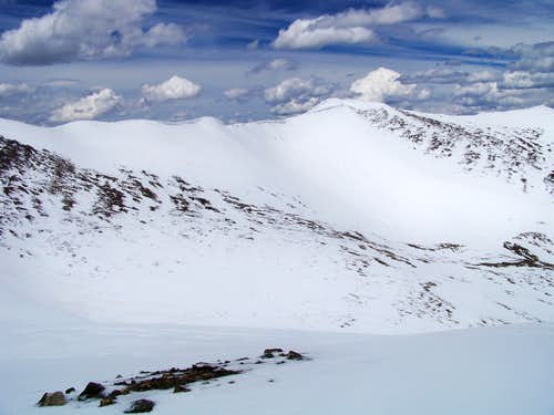 Cornices in the basin