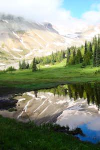 Glacier Basin, Mt. Rainier N.P.