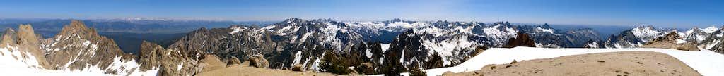 Braxon Peak Ponorama
