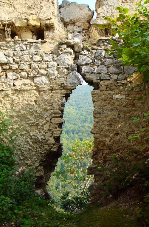 Belecgrad - ruins