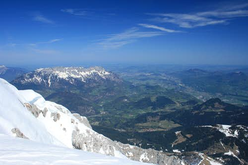 Untersberg, 1.973m