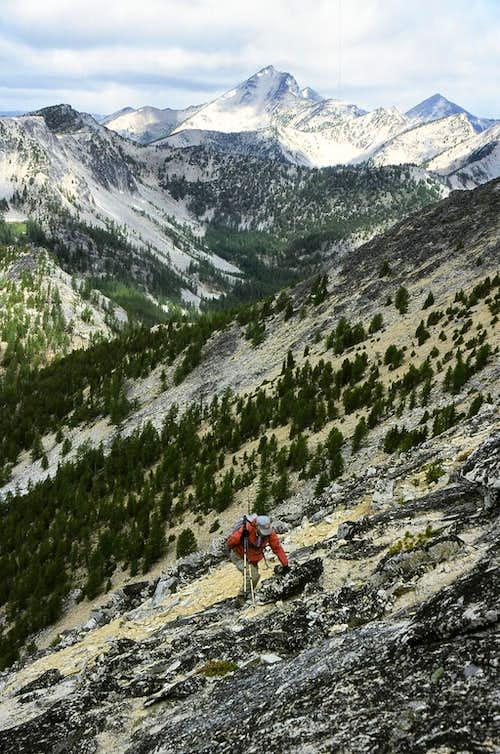 Slopes of Mount Bigelow
