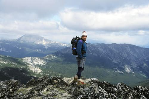 Summit View on Mount Bigelow