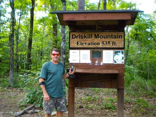 Driskill Mountain, LA 2009